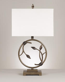 Rebekah Metal Table Lamp (2/CN)