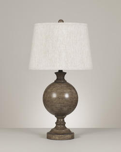 Quenby Metal Table Lamp (2/CN)