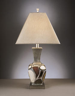 Diallo Poly Table Lamp (2/CN)