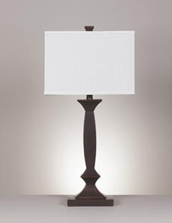 Laine Resin Table Lamp (2/CN)