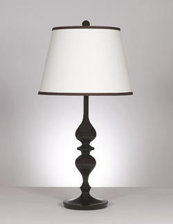 Misty Metal Table Lamp (2/CN)