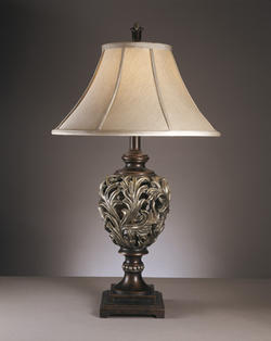 Deborah Poly Table Lamp (2/CN)
