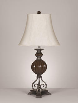 Olsa Poly Table Lamp (2/CN)