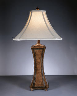 Caley Poly Table Lamp (2/CN)