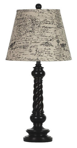 Roisin Poly Table Lamp (2/CN)