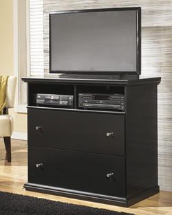 Maribel 2-Drawer Media Chest