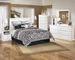 Bostwick Shoals Bedroom Mirror