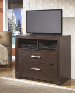 Aleydis 2-Drawer Media Chest