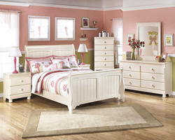Cottage Retreat 2 Drawer Nightstand