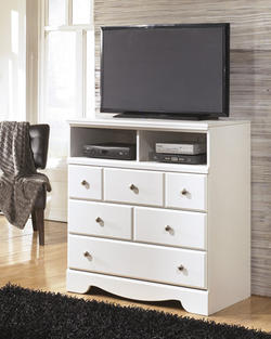 Weeki 3 Drawer Media Chest