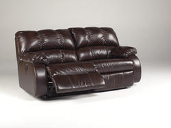Knockout Durablend® Redwood 2 Seat Reclining Sofa