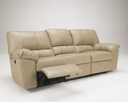 Durablend® Natural Reclining Sofa