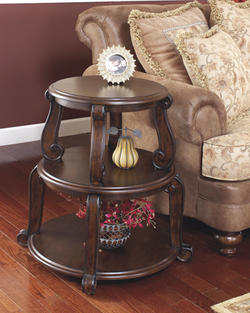Brookfield Drum Table
