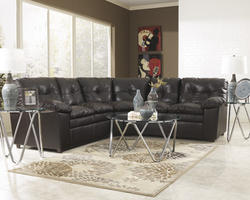 Jordon Durablend® Java LAF Loveseat