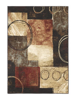 Manhattan Midnight Medium Rug