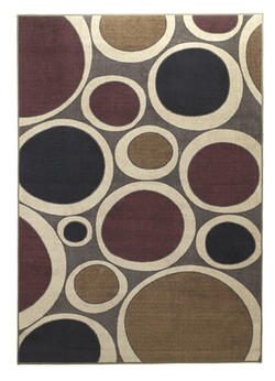 Popstar Plum Medium Rug