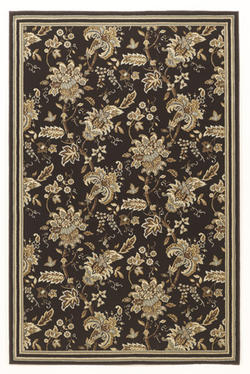 Charlotte Brown Medium Rug