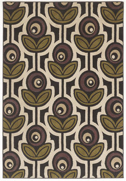 Thistle Black Medium Rug