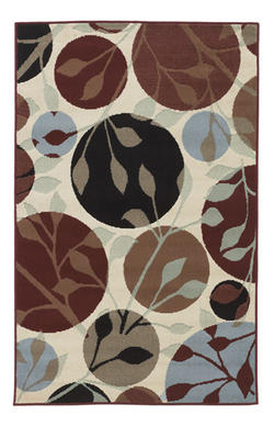 Anya Leaf Medium Rug