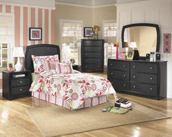 Enchanted Glade Enchanting 6 Drawer Dresser