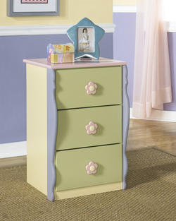 Doll House Loft Drawer Chest