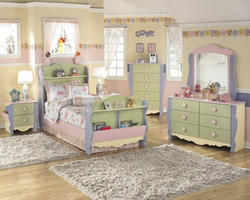 Doll House Magazine NightStand