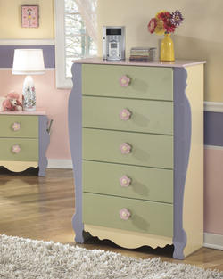 Doll House Chest