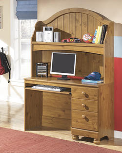 Stages Bedroom Desk Hutch